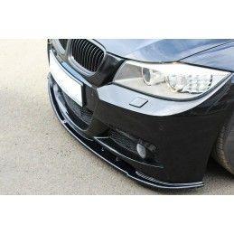 Lame Du Pare-Chocs Avant V.1 Bmw 3 E91 M-Pack Facelift Carbon