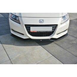 Lame Du Pare-Chocs Avant / Splitter V.1 Honda Cr-Z Carbon Look