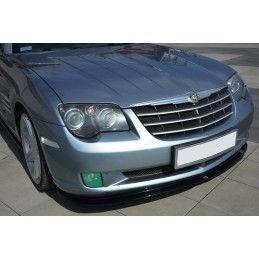 Lame Du Pare-Chocs Avant / Splitter Chrysler Crossfire Carbon