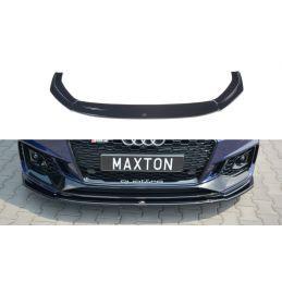 Lame Du Pare-Chocs Avant / Splitter V.2 Audi Rs4 B9 Carbon Look