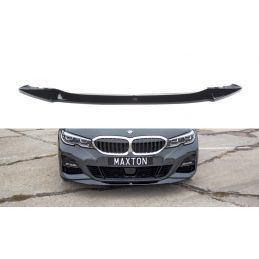 Lame Du Pare-Chocs Avant / Splitter V.1 Bmw 3 G20 M-Pack Carbon