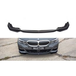 Lame Du Pare-Chocs Avant / Splitter V.2 Bmw 3 G20 M-Pack Carbon
