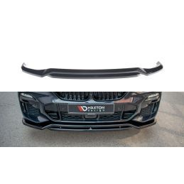 Lame Du Pare-Chocs Avant / Splitter Bmw X5 G05 M-Pack Carbon