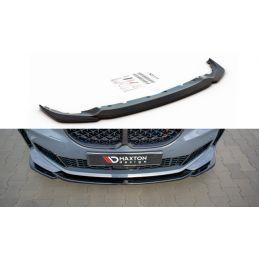 Maxton design Lame Du Pare-Chocs Avant V.3 Bmw 1 F40 M-Pack/ M135i Carbon Look