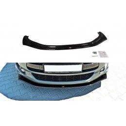 Maxton design Lame Du Pare-Chocs Avant V.2 Citroen Ds5 Facelift Gloss Black