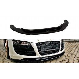 Lame Du Pare-Chocs Avant Audi R8 Mk.1 Gloss Black