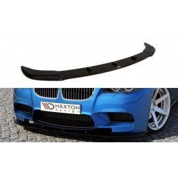 LAME DU PARE-CHOCS AVANT BMW M5 F10/ F11 Noir Brillant, Serie 5 F10/ F11