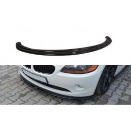 LAME DE PARE-CHOCS AVANT v.2 BMW Z4 E85 (AVANT FACELIFT) Noir Brillant, Z4 E85/ E86