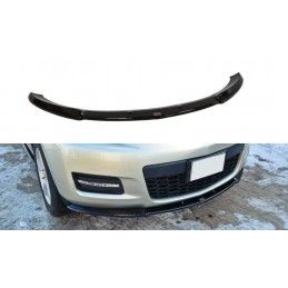 Lame Du Pare-Chocs Avant Mazda Cx-7 Gloss Black