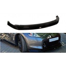 Lame Du Pare-Chocs Avant Nissan 370z Gloss Black