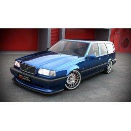 Lame Du Pare-Chocs Avant Volvo 850 R Gloss Black