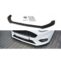Lame Du Pare-Chocs Avant V.2 Ford Fiesta Mk8 St / St-Line Gloss