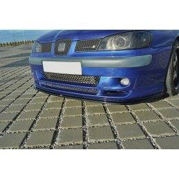 Lame Du Pare-Chocs Avant / Splitter V.1 Seat Ibiza Mk2 Facelift