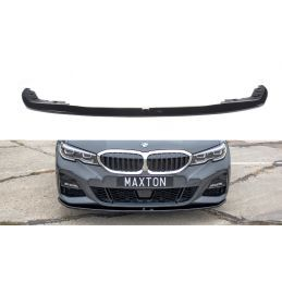 Lame Du Pare-Chocs Avant / Splitter V.3 Bmw 3 G20 M-Pack Gloss