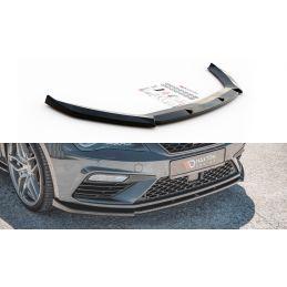 Lame Du Pare-Chocs Avant V.6 Seat Leon Cupra / Fr Mk3 Fl Gloss