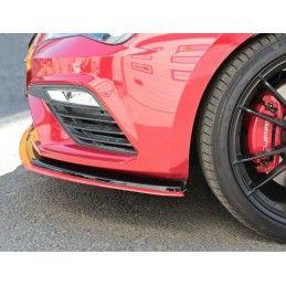 Lame Du Pare-Chocs Avant V.3 Seat Leon Mk3 Cupra/ Fr Facelift
