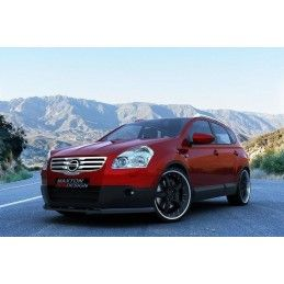 Lame Du Pare-Chocs Avant Nissan Qashqai (avant Facelift) Molet