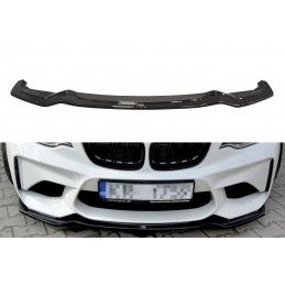 Lame Du Pare-Chocs Avant / Splitter Bmw M2 (f87) Coupé Textured