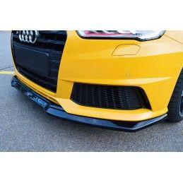 Lame Du Pare-Chocs Avant Audi S1 8x Textured