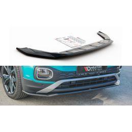 Lame Du Pare-Chocs Avant Volkswagen T-Cross Textured