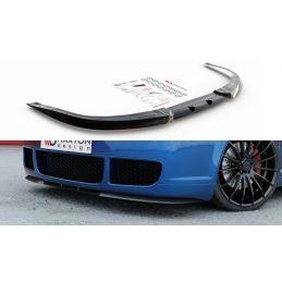 Lame De Pare-Chocs Avant (cupra Look) Vw Golf Iv R32 Gloss Black