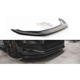Lame Du Pare-Chocs Avant Vw Golf 7 Gti Tcr Textured