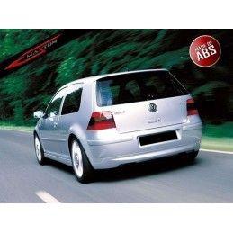 RAJOUT DU PARE-CHOCS ARRIÈRE VW GOLF 4 25'TH ANNIVERSAIRE LOOK (version sans sortie pour pot final d'echappement) , Golf 4
