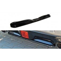 Central Arrière Splitter Nissan 370z Gloss Black