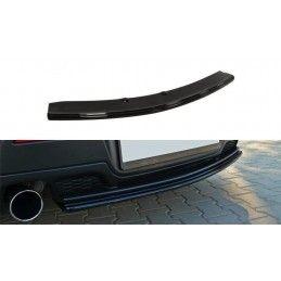 CENTRAL ARRIÈRE SPLITTER MAZDA 3 MPS MK1 PREFACE (sans barres verticales) Look Carbone, Mazda 3