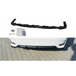 Central Arrière Splitter Lexus Ct Mk1 Facelift (sans Barres