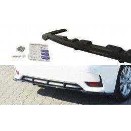 Central Arrière Splitter Lexus Ct Mk1 Facelift (avec Une Barre