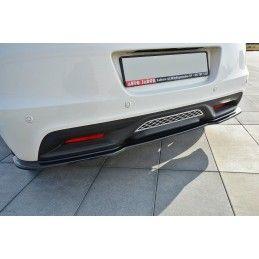 Central Arrière Splitter Honda Cr-Z Carbon Look