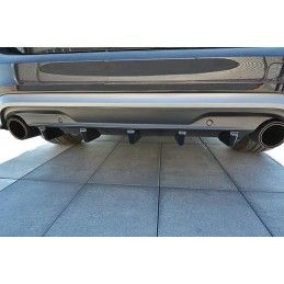 RAJOUT DU PARE-CHOCS ARRIERE Volvo V60 Polestar Facelift Texturé, V60