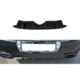 Maxton design Rajout Du Pare-Chocs Arrière Bentley Continental Gt Gloss Black