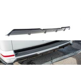 Rajout Du Pare-Chocs Arrière Volkswagen T6 Carbon Look