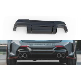Maxton design Diffuseur Arrière Complet V.2 Bmw 1 F40 M-Pack/ M135i Gloss Black