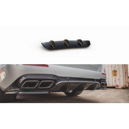 Diffuseur Arrière Complet Mercedes-Benz E63 Amg Estate S213 Gloss Black