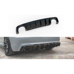 Maxton design Diffuseur Arrière Complet Audi Rs3 8v Sportback Textured