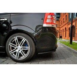 Lame Du Pare-Chocs Arrière Opel Zafira B Opc / Vxr Carbon Look