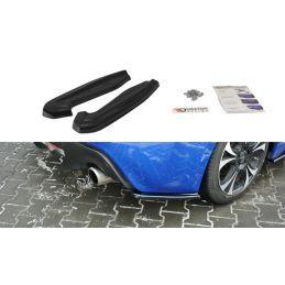 Maxton design Lame Du Pare-Chocs Arrière V.1 Subaru Brz Facelift Carbon