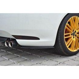 Lame Du Pare Chocs Arrière Alfa Romeo Gt Carbon Look