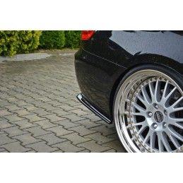 Lame Du Pare Chocs Arrière Bmw 3 E92 M-Pack Facelift Carbon Look
