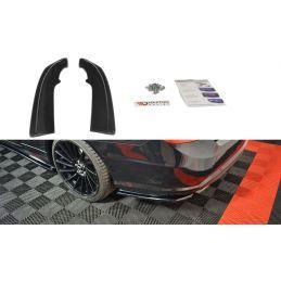 Maxton design Lame Du Pare-Chocs Arrière Mercedes-Benz E-Class W207 Coupe Amg-Line Carbon Look