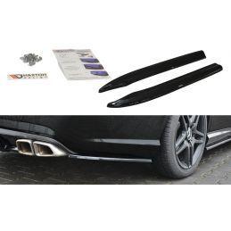 Lame Du Pare-Chocs Arrière Mercedes-Benz E63 Amg W212  Carbon
