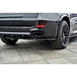 Lame Du Pare-Chocs Arrière Bmw X5 F15 M50d Carbon Look