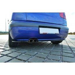 Lame Du Pare-Chocs Arrière Seat Ibiza Mk2 Facelift Cupra Carbon Look