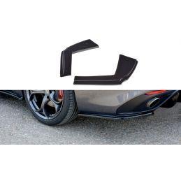 Maxton design Lame Du Pare-Chocs Arrière Alfa Romeo Giulia Veloce Carbon Look