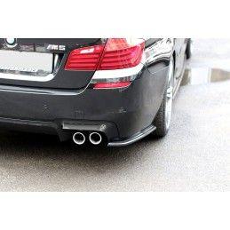 LAME DU PARE-CHOCS ARRIERE BMW M5 F10 Look Carbone, Serie 5 F10/ F11