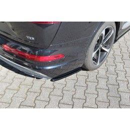 Lame Du Pare-Chocs Arriere Audi SQ7 / Q7 S-Line Mk.2 Look Carbone, Q7 / SQ7