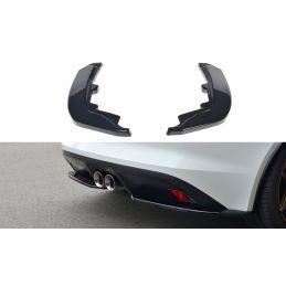 Lame Du Pare-Chocs Arrière Jaguar F-Type Carbon Look